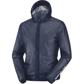 Salomon Bonatti Race Waterproof Jacket Men night sky